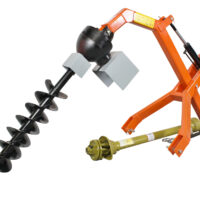 Post Hole Digger 20-80HP Hydraulic
