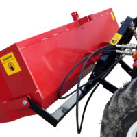 Hydraulic Dirt Scoop Bucket 6FT