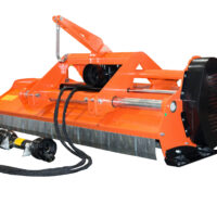Flail Mower 260 Dual Direction Hydraulic Side Shift