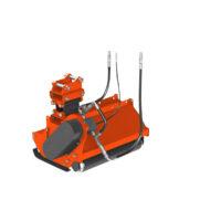 Mulching Mower 100 Excavator Hydraulic