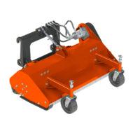 Flail Mower 105 Hydraulic Euro Hitch