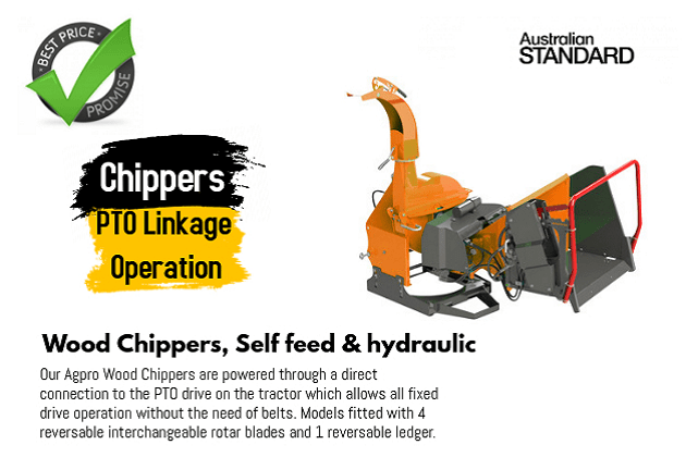 AGPRO Wood Chippers