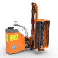 Reach Mower 130 Hydraulic