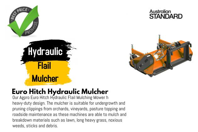 Hydraulic Flail Mulcher