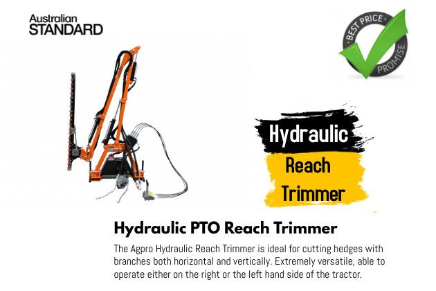 Hydraulic Reach Trimmer